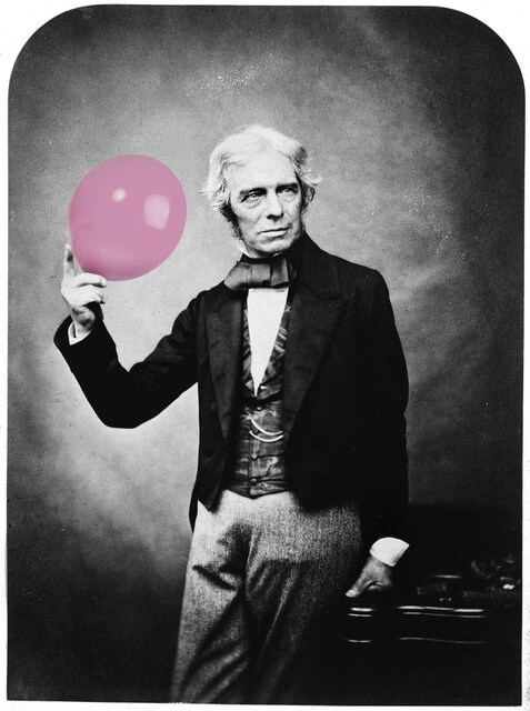 ballon faraday
