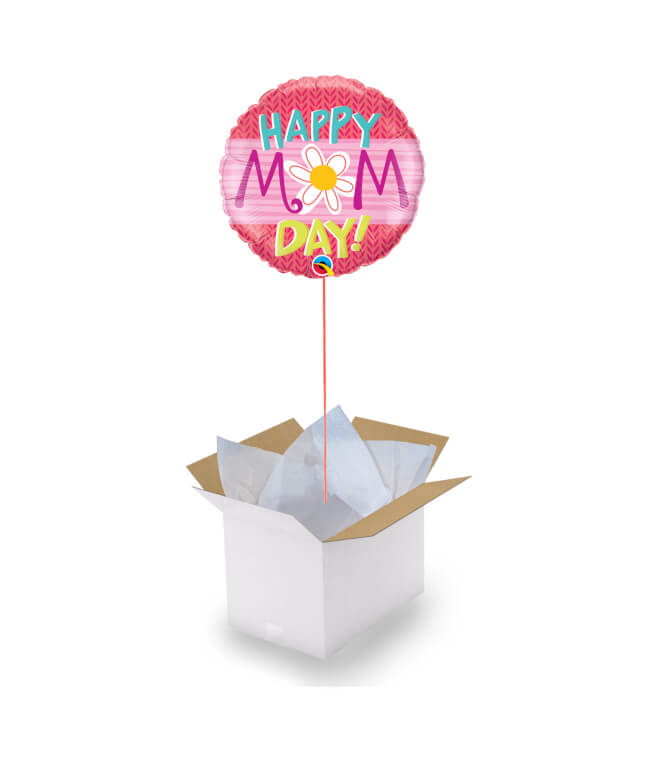 Image 1 Flower Mother's Day Balloon