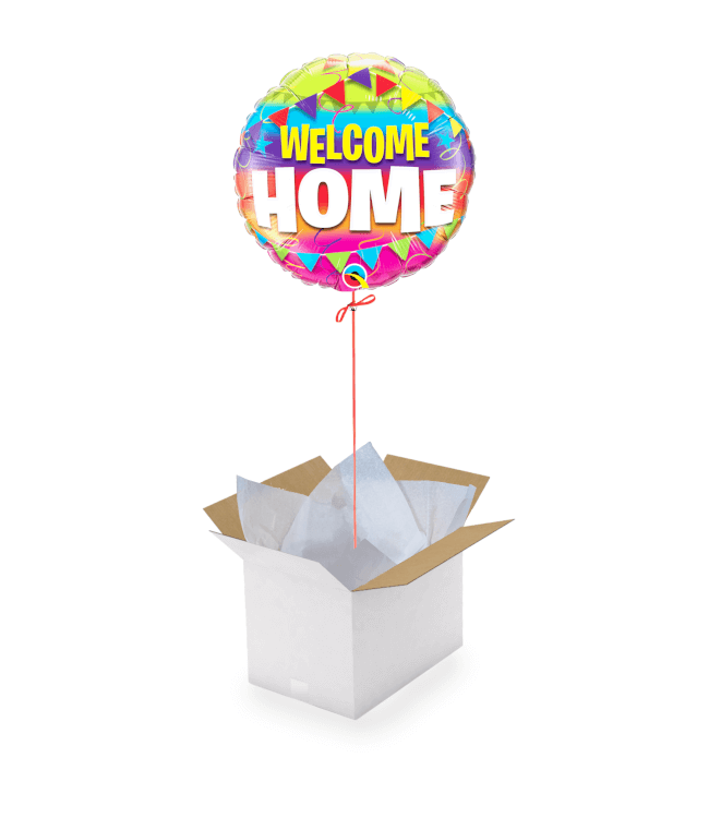 Image 1 Ballon Welcome Home