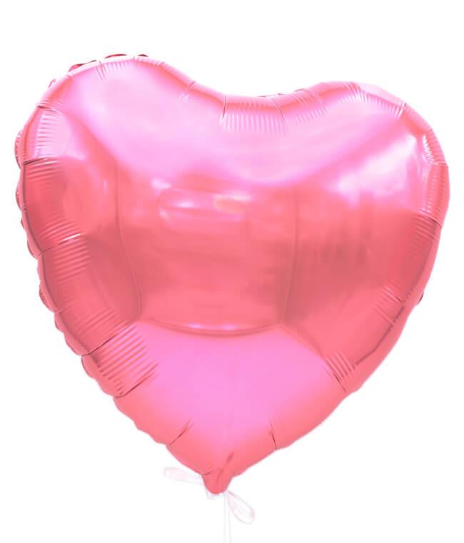 Livrer un ballon ballon c ur rose for Livrer une rose