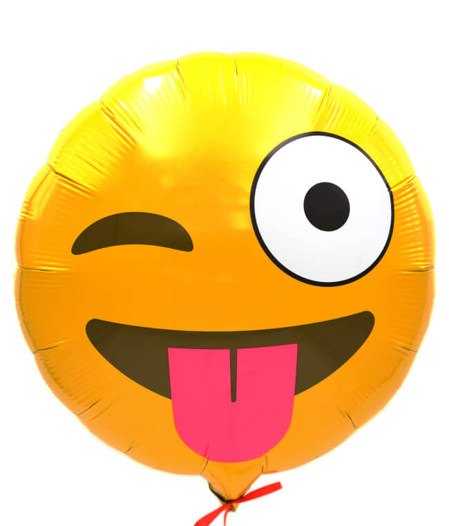 Image 2 Ballon Smiley Fun