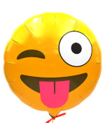 Vignette 3 Ballon Smiley Fun